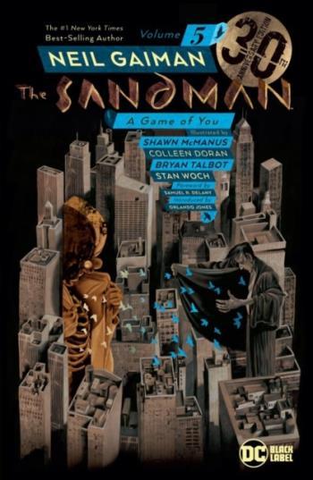 Sandman Vol. 5- A Game Of You 30th Anniversary Edition
