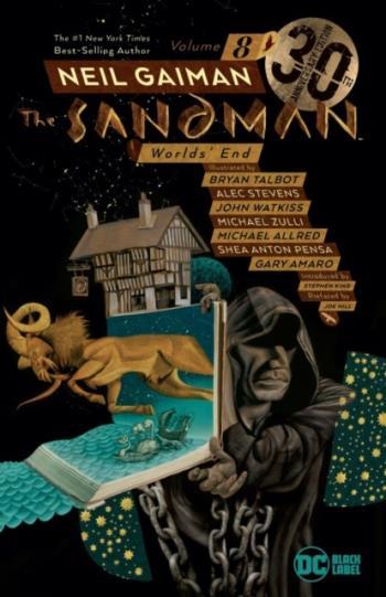 Sandman Vol. 8- Worlds End 30th Anniversary Edition