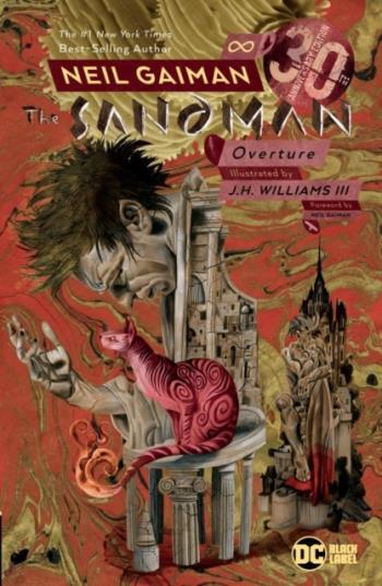Sandman- Overture 30th Anniversary Edition