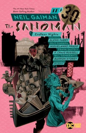 Sandman Vol. 11- Endless Nights 30th Anniversary Edition