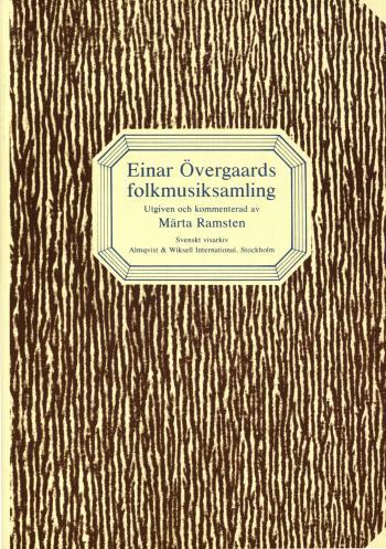 Einar Övergaards Folkmusiksamling
