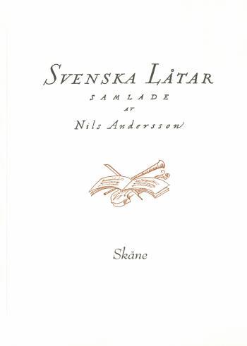Svenska Låtar Skåne, Första Delen