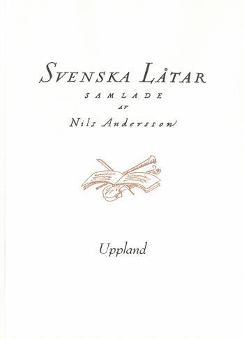 Svenska Låtar Uppland