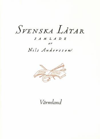 Svenska Låtar Värmland