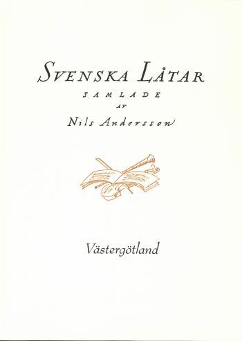 Svenska Låtar Västergötland