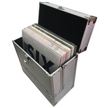 Vinylväska / Flightcase Aluminium