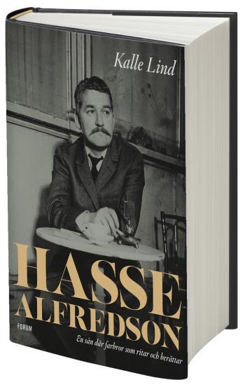 Hasse Alfredson - En Sån Där Farbror Som Ritar Och Berättar