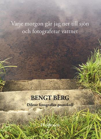 Varje Morgon Går Jag Ner Till Sjön Och Fotograferar Vattnet