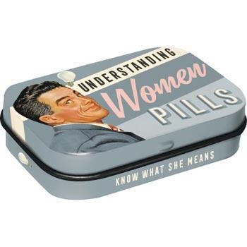 Mints Retro / Understanding women pills