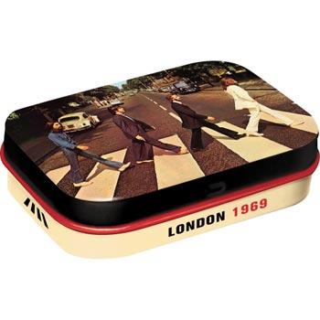 Mints Retro / Fab4 Abbey road