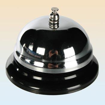 Receptionsklocka - Desktop bell