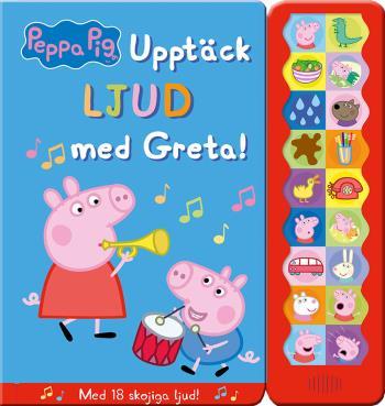 Upptäck Ljud Med Greta!