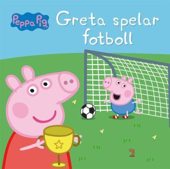 Greta Spelar Fotboll