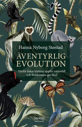Äventyrlig Evolution - Varför Fiskar Klättrar Uppför Vattenfall Och Fladdermöss Ger Blod