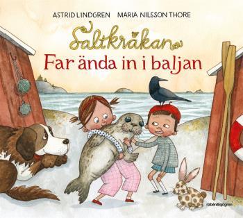 Saltkråkan- Far Ända In I Baljan