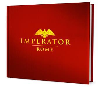 Imperator Rome - Art Book