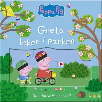 Greta Leker I Parken