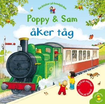 Poppy & Sam Åker Tåg