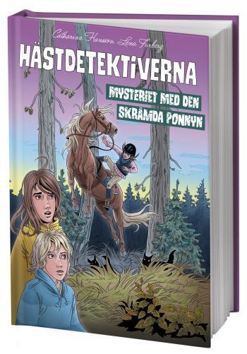 Mysteriet Med Den Skrämda Ponnyn