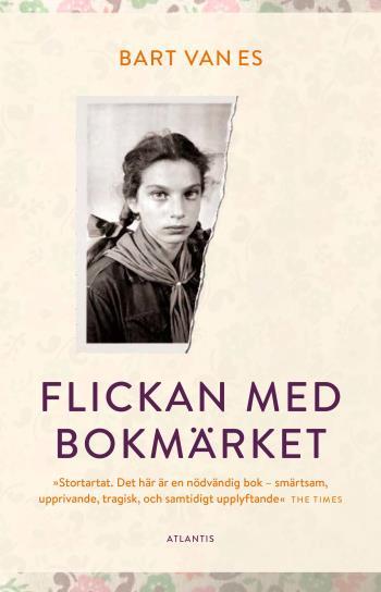 Flickan Med Bokmärket