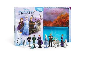 Frost 2 (sagobok, Figurer, Lekmatta)