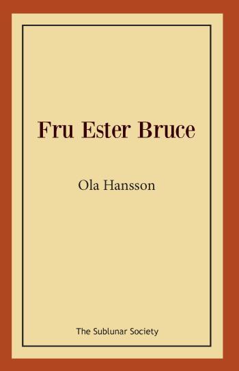 Fru Ester Bruce
