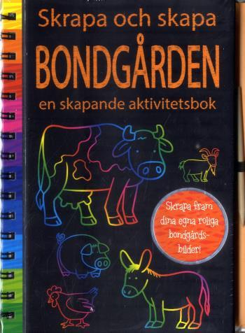 Bondgården - En Skapande Aktivitetsbok