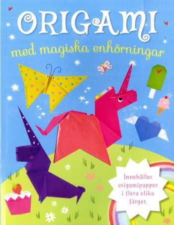 Origami Med Magiska Enhörningar