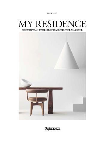My Residence - Scandinavian Interiors From Residence Magazine