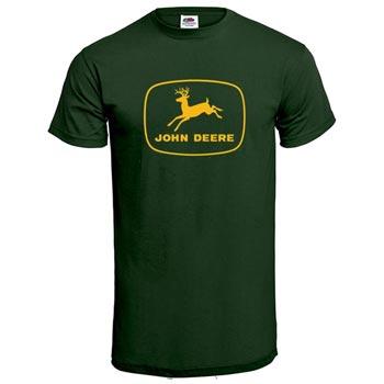 John Deere Classic logo / Grön - M (T-shirt)