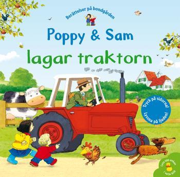 Poppy & Sam Lagar Traktorn