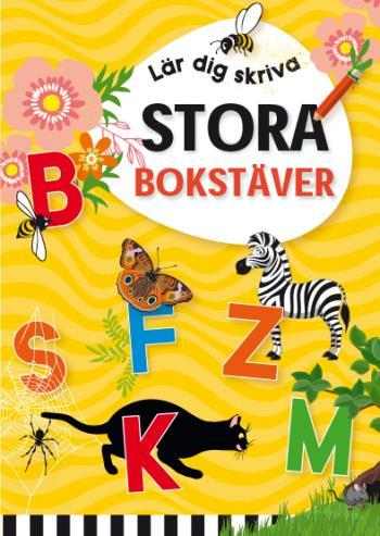 Lär Dig Skriva Stora Bokstäver
