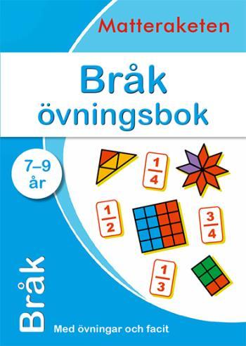 Bråk - Övningsbok