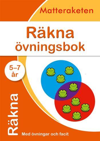 Räkna - Övningsbok