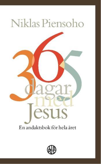 365 Dagar Med Jesus - En Andaktsbok För Hela Året