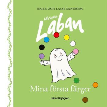 Lilla Spöket Laban - Mina Första Färger
