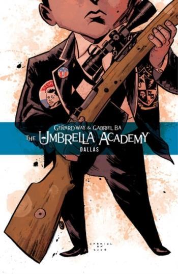 Umbrella Academy Volume 2- Dallas