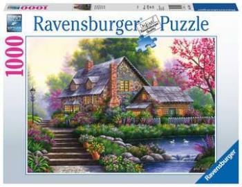 Romantic Cottage - 1000 Bitars Pussel