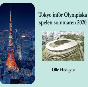 Tokyo Inför Olympiska Spelen Sommaren 2020