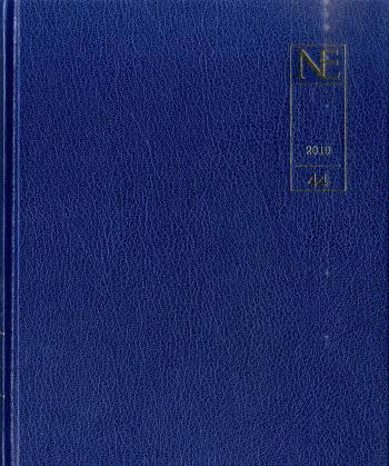 Nationalencyklopedin 2019 (konstläder)