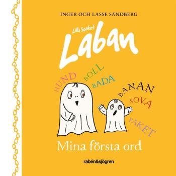 Lilla Spöket Laban - Mina Första Ord
