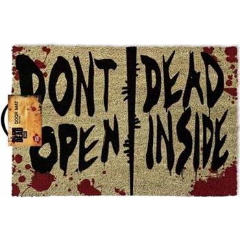 Dörrmatta Walking dead/Don't open Dead inside