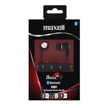 Maxell Bass 13 EB2 / Hörlur bluetooth black