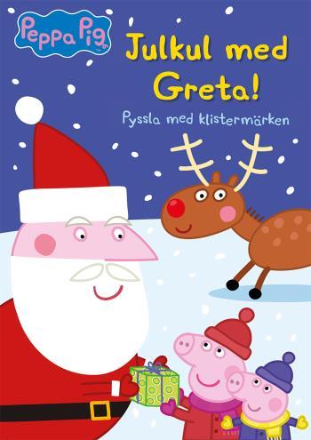 Julkul Med Greta! - Pyssla Med Klistermärken