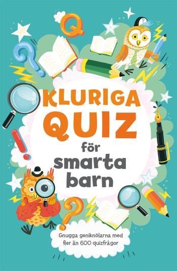 Kluriga Quiz För Smarta Barn