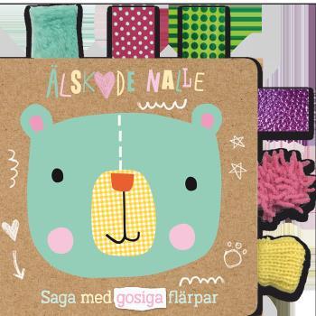 Älskade Nalle- Saga Med Gosiga Flärpar