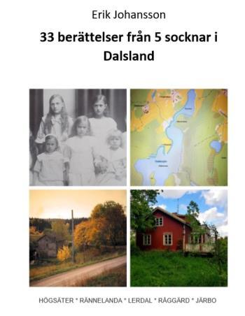 33 Berättelser Från 5 Socknar