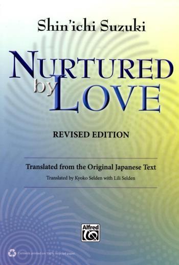 Suzuki Nurtured By Love Rev Ed