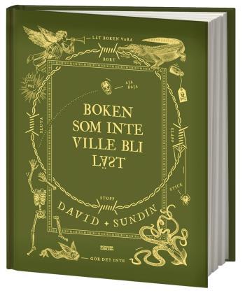 Boken Som Inte Ville Bli Läst