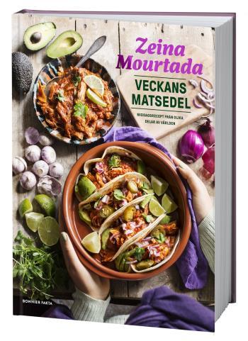 Veckans Matsedel - Middagsrecept Från Olika Delar Av Världen